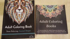 I Chose These Books Because Thought Would Be Interested In Coloring Different Animals Mandalas And Paisley Patterns Know That Like Variety